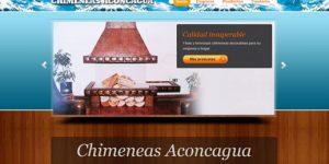 Chimeneas Aconcagua