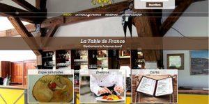 La Table de France
