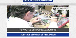 Electrónica Donoso